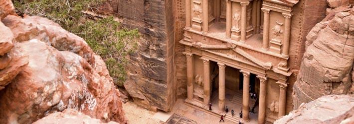 Naher Osten und Orient Reisen
